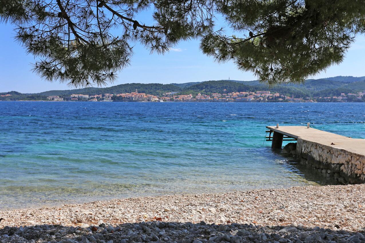 Ferienwohnung im Ort Kuiate - Perna (Peljeaac), Kapazität 4+2 (1011255), Kuciste, Insel Peljesac, Dalmatien, Kroatien, Bild 28