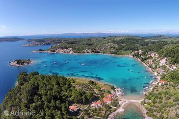 Gradina on the island Korčula (Južna Dalmacija)
