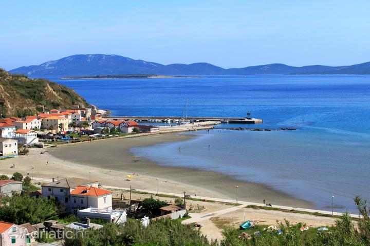 Susak on the island Lošinj (Kvarner)