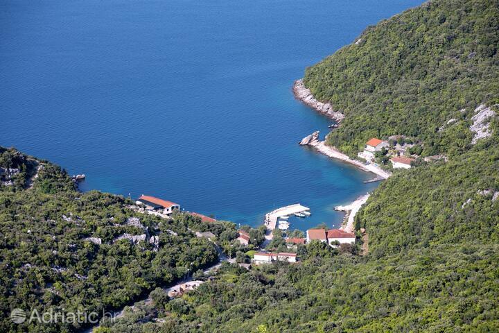 Velika Prapratna pe riviera Pelješac (Južna Dalmacija)