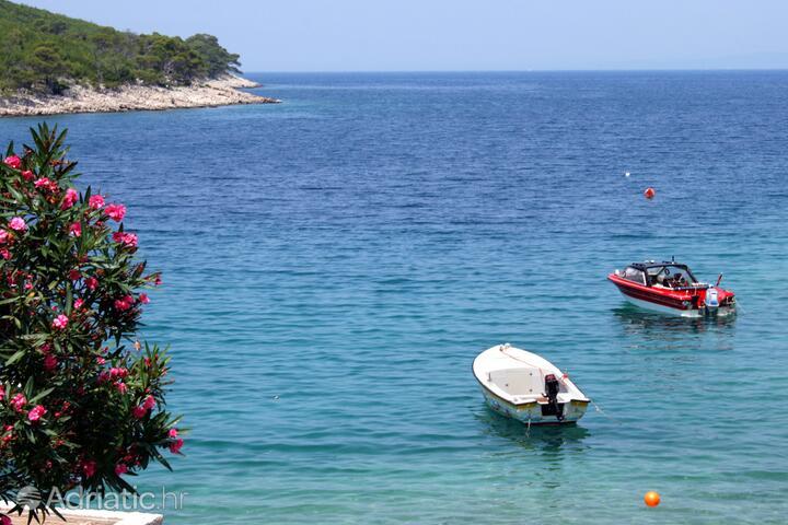 Jagodna (Brusje) na otoku Hvar (Srednja Dalmacija)