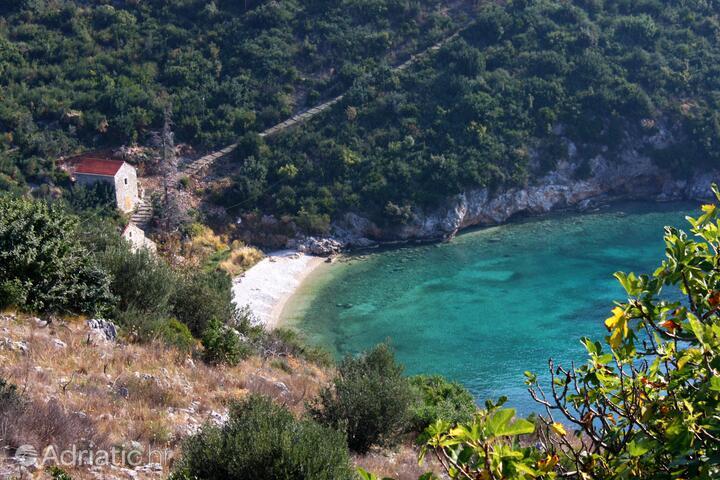 Brsečine in riviera Dubrovnik (Južna Dalmacija)