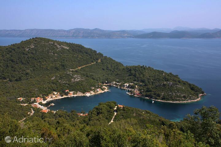 Okuklje on the island Mljet (Južna Dalmacija)