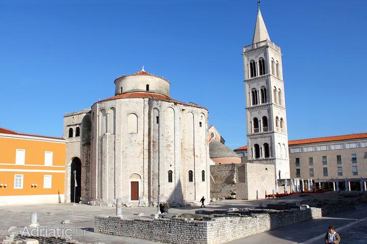 Zadar u rivijeri Zadar (Sjeverna Dalmacija)