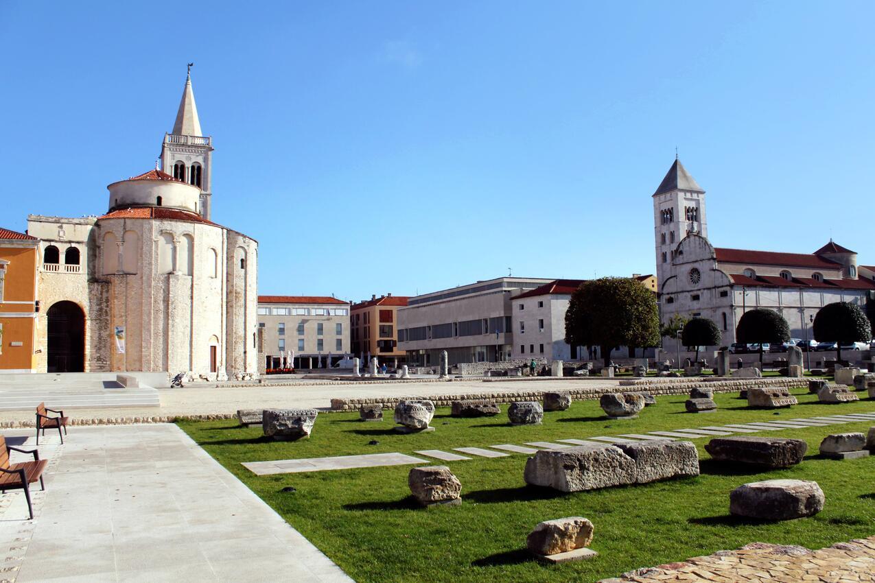 Zadar dovolenka