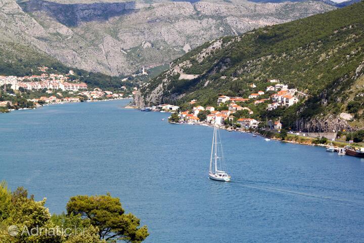 Sustjepan na riwierze Dubrovnik (Južna Dalmacija)