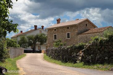 Sveti Anton on the island Krk (Kvarner)