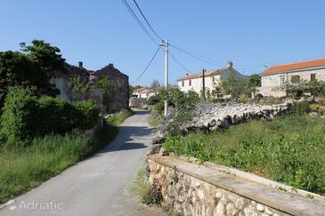 Županje on the island Krk (Kvarner)