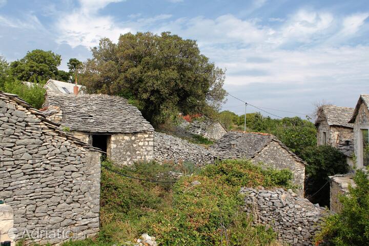 Škrip na otoku Brač (Srednja Dalmacija)