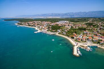 Vrsi - Mulo in riviera Zadar (Sjeverna Dalmacija)