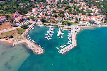 Čižići on the island Krk (Kvarner)