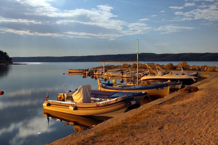 Rtina - Stošići u rivijeri Zadar (Sjeverna Dalmacija)