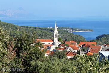Selca on the island Brač (Srednja Dalmacija)