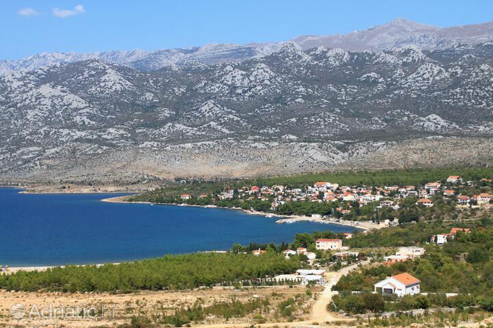 Rovanjska u rivijeri Paklenica (Sjeverna Dalmacija)