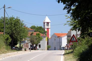 Zemunik Donji in riviera Zadar (Sjeverna Dalmacija)