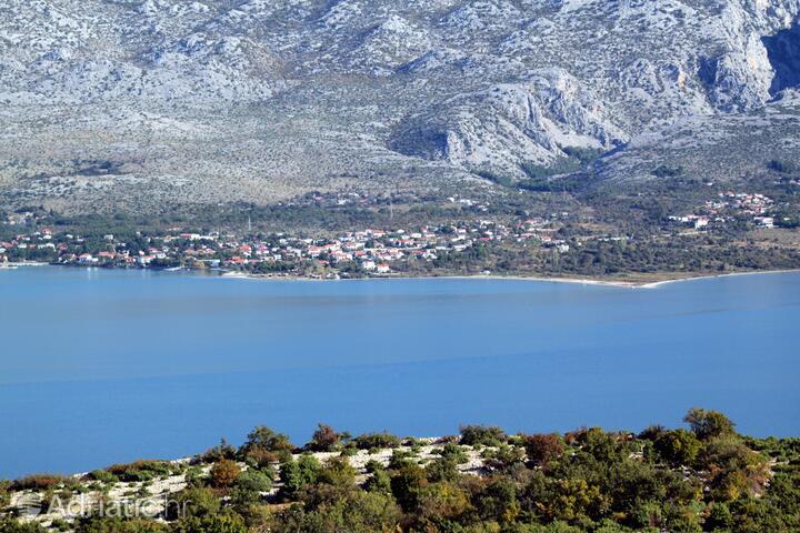 Seline на Ривьере Paklenica (Sjeverna Dalmacija)