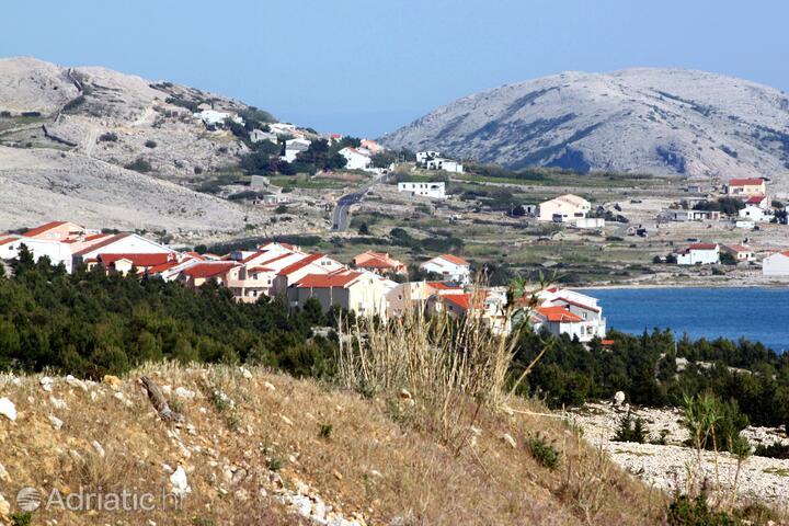 Vidalići on the island Pag (Kvarner)