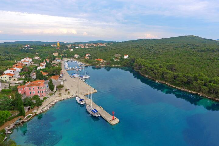 Molat на острове Molat (Sjeverna Dalmacija)
