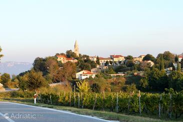 Gračišće in riviera Središnja Istra (Istra)