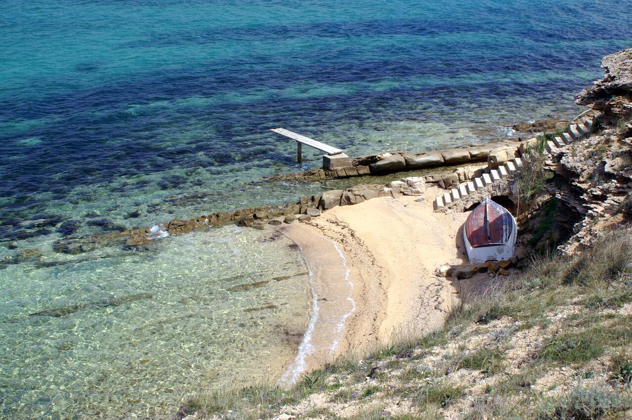 Ferienwohnung im Ort Pag (Pag), Kapazität 8+0 (2239262), Pag, Insel Pag, Kvarner, Kroatien, Bild 13