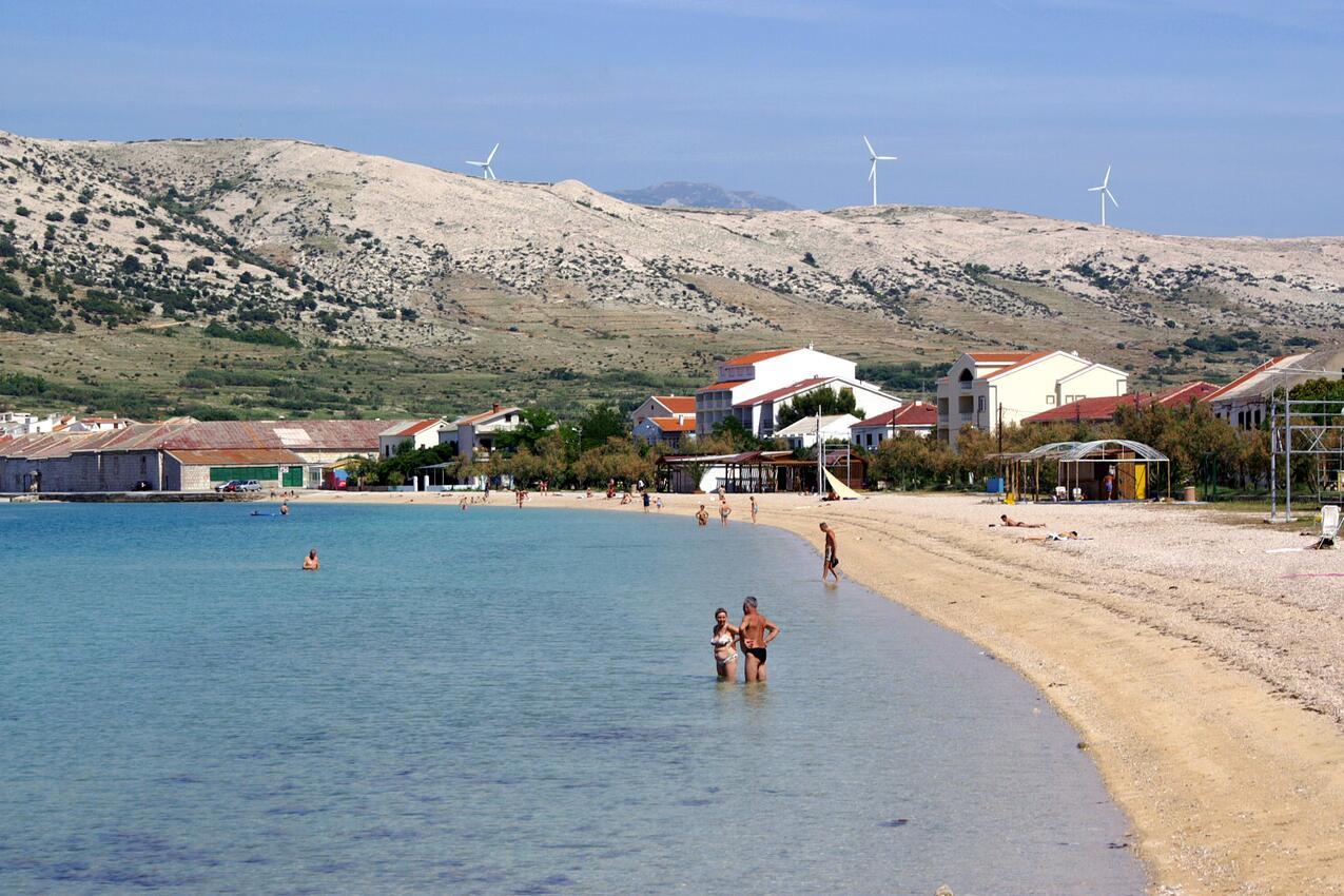 Ferienwohnung im Ort Pag (Pag), Kapazität 8+0 (2239262), Pag, Insel Pag, Kvarner, Kroatien, Bild 14