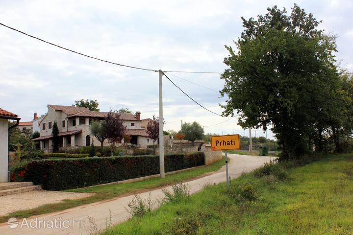 Prhati на Ривьере Središnja Istra (Istra)