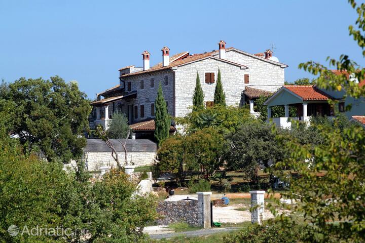 Pilkovići in riviera Središnja Istra (Istra)