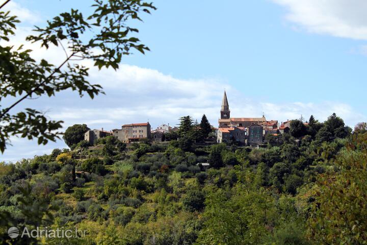 Grožnjan in riviera Središnja Istra (Istra)