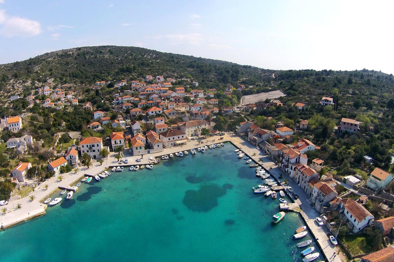Chorvatsko Drvenik