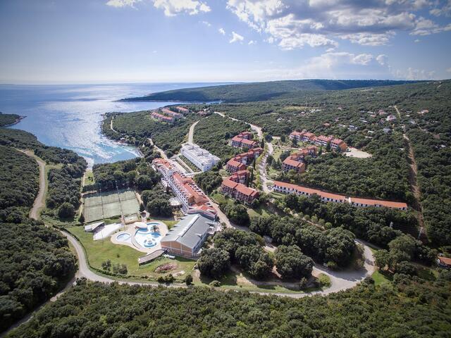 Duga Uvala in riviera Marčana (Istra)