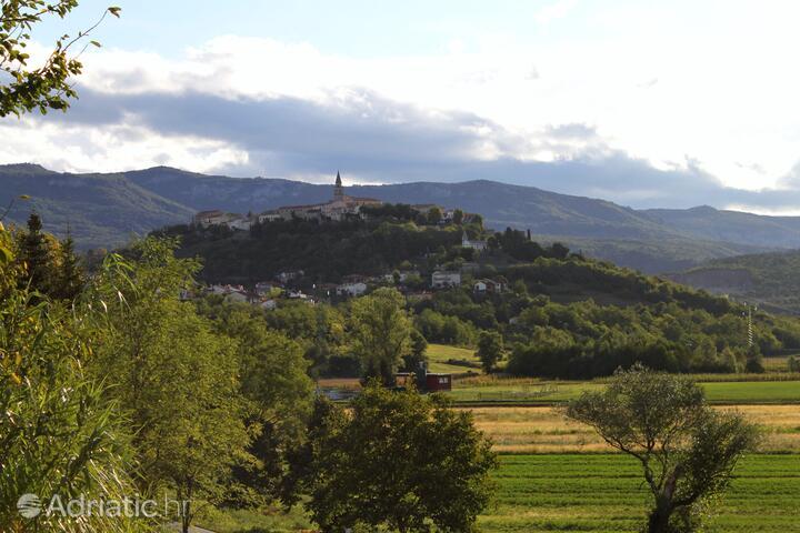 Buzet - Mala Huba in riviera Središnja Istra (Istra)