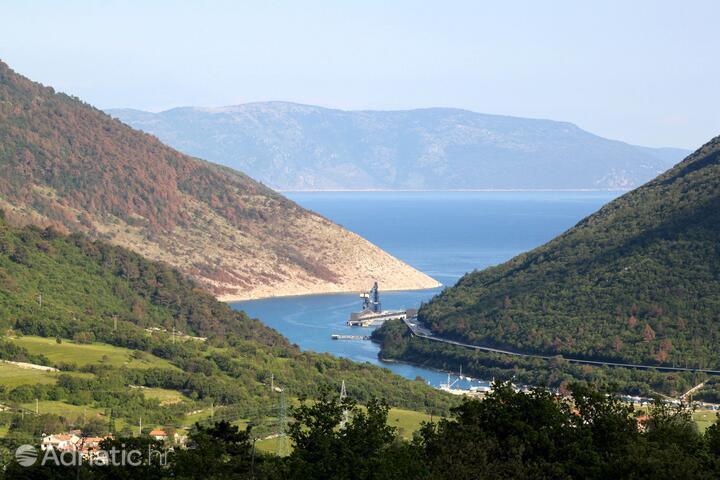 Plomin Luka на Ривьере Labin (Istra)