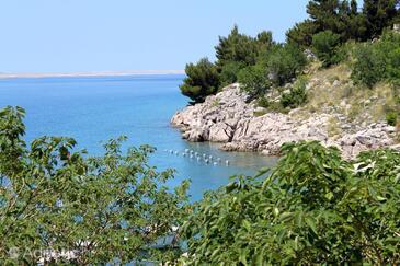 Lađin Porat in riviera Paklenica (Sjeverna Dalmacija)
