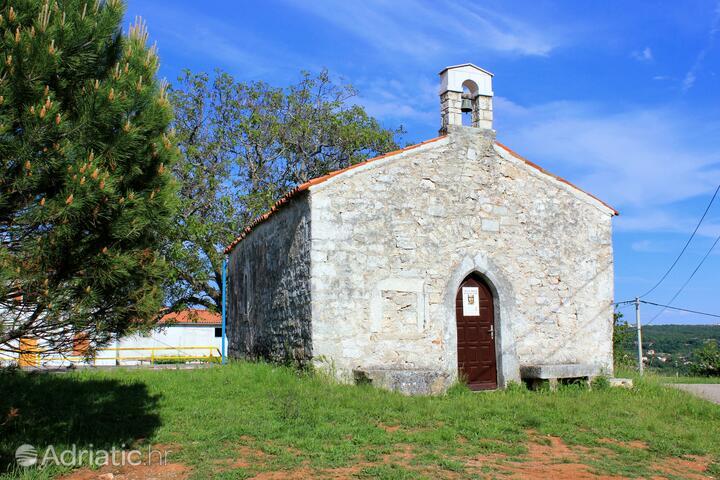 Sveti Bartol u rivijeri Labin (Istra)