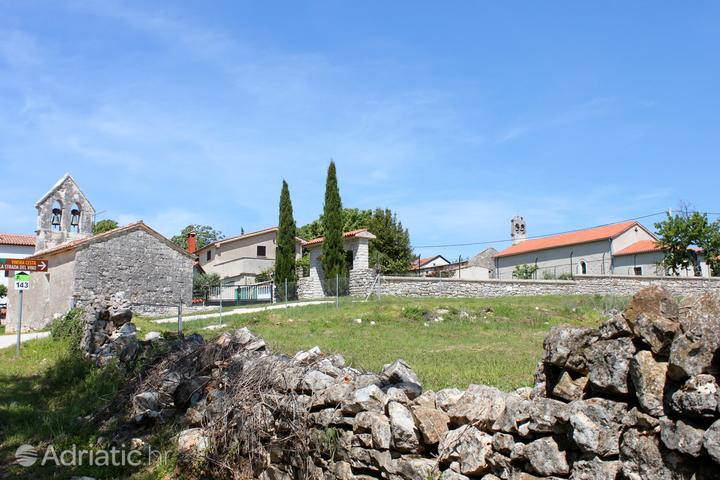 Bacva dans la côte Sredisnja Istra (Istrie)