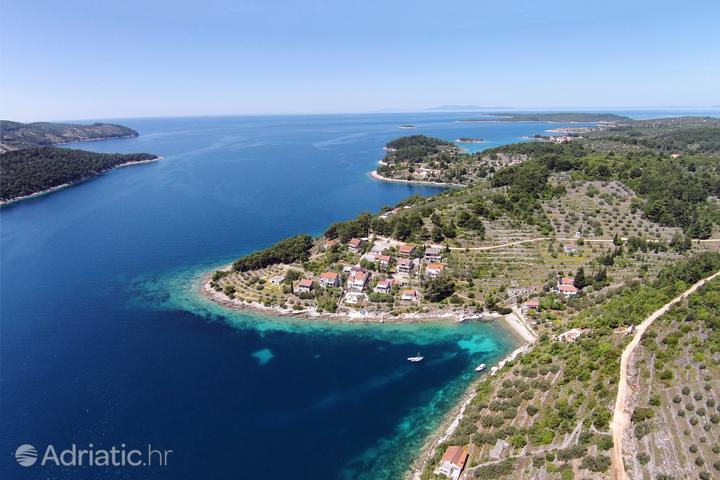 Mikulina Luka on the island Korčula (Južna Dalmacija)