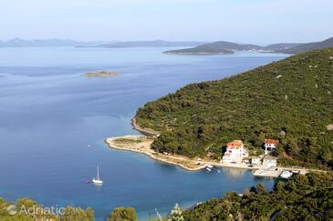 Dragove on the island Dugi otok (Sjeverna Dalmacija)