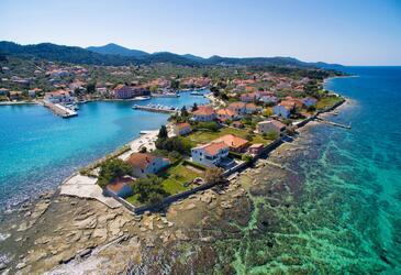 Poljana on the island Ugljan (Sjeverna Dalmacija)