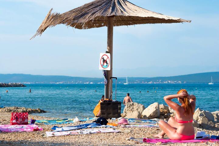Dobropoljana na otoku Pašman (Sjeverna Dalmacija)