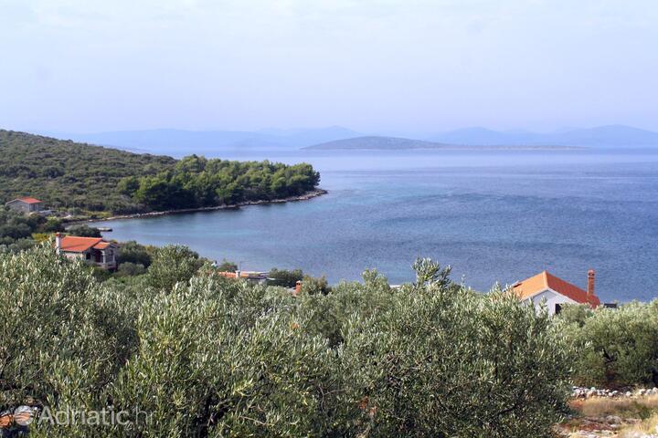 Sveti Ante on the island Pašman (Sjeverna Dalmacija)