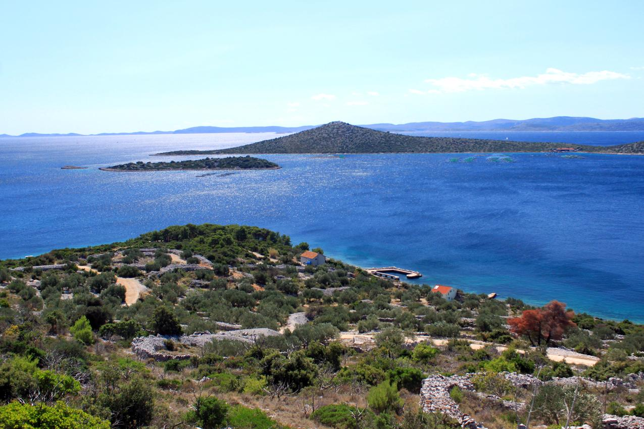 Robinzonáda Chorvatsko