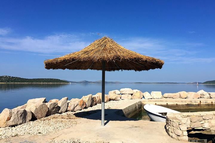 Vitane sur l'île Pašman (Sjeverna Dalmacija)