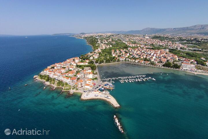 Stobreč u rivijeri Split (Srednja Dalmacija)