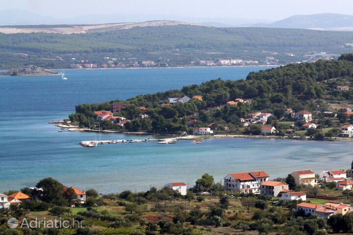 Barotul on the island Pašman (Sjeverna Dalmacija)