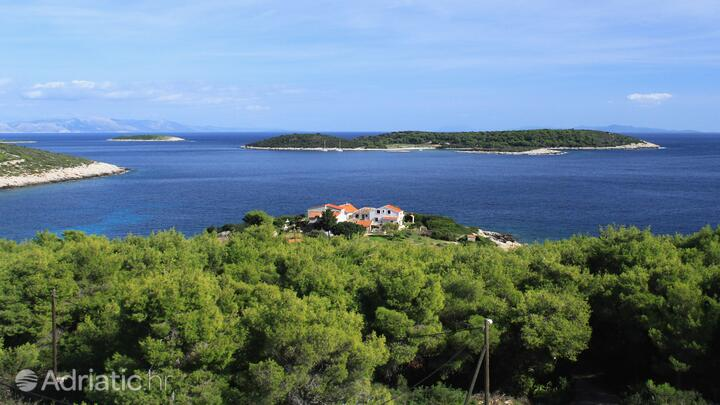 Brgujac on the island Vis (Srednja Dalmacija)