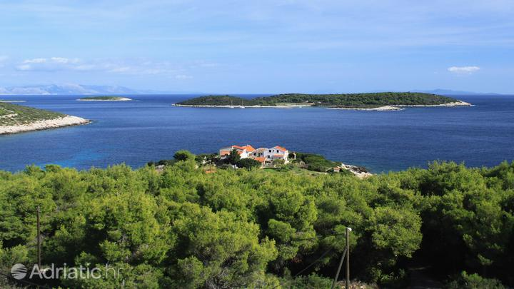 Brgujac on the island Vis (Central Dalmatia)