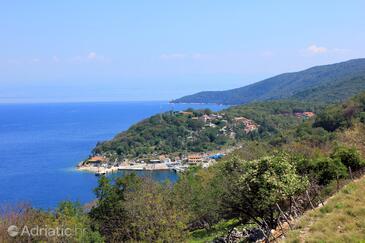 Porozina on the island Cres (Kvarner)