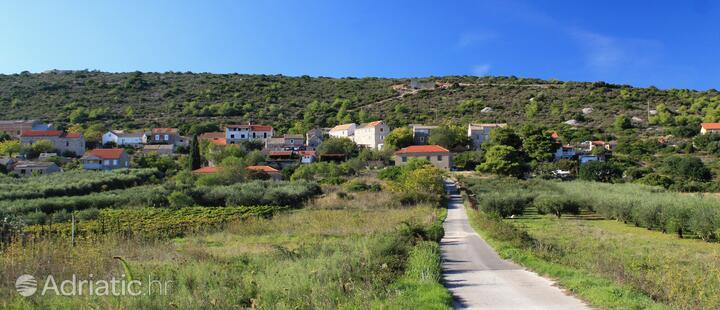 Podstražje on the island Vis (Srednja Dalmacija)