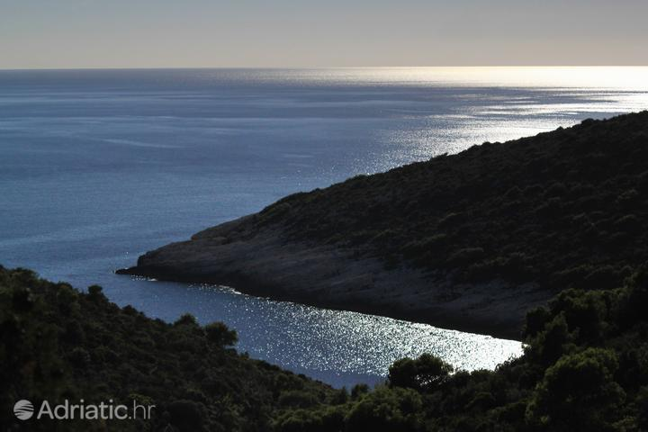 Smiričevica on the island Vis (Srednja Dalmacija)