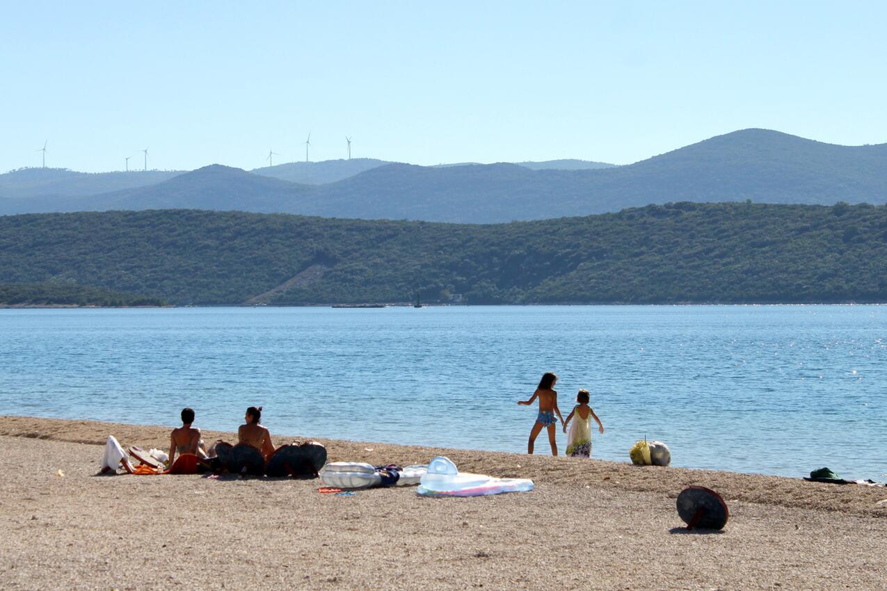 Chorvatsko ubytování pro 23 osob